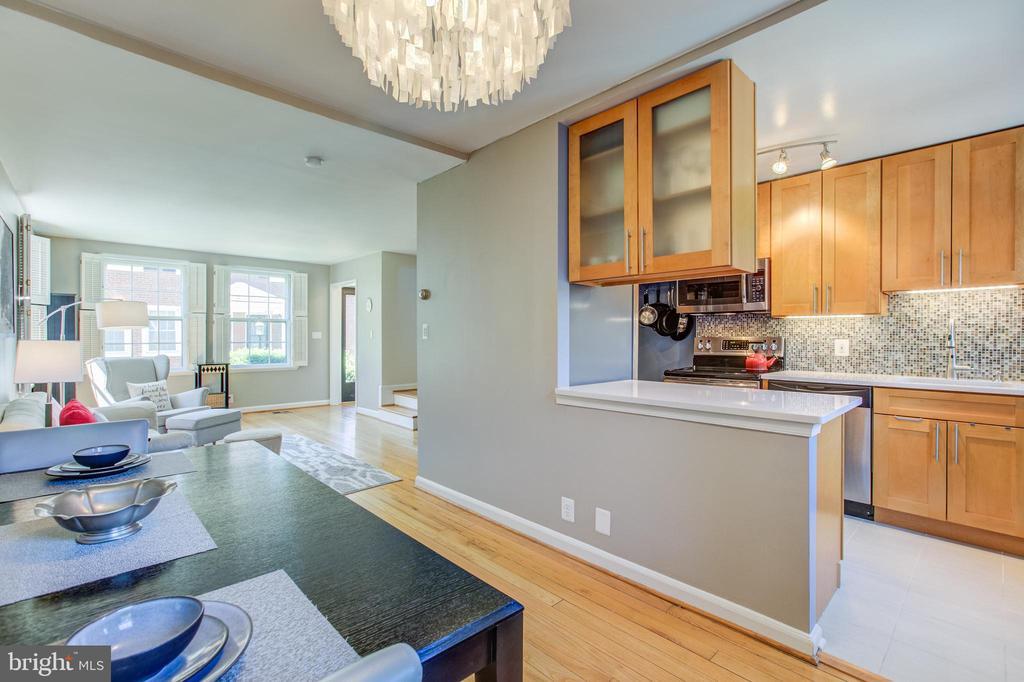 Stunning Open Floor-Plan - 3232 S STAFFORD ST, ARLINGTON