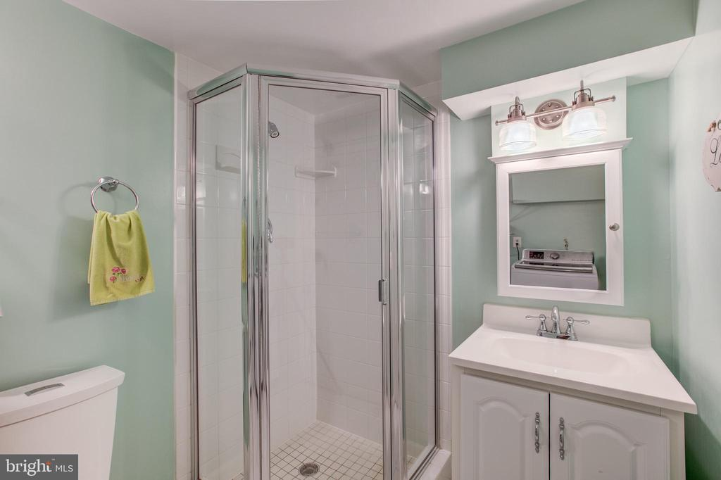 Gorgeous Full Bath Steps From Den Used as 3rd BR - 3232 S STAFFORD ST, ARLINGTON
