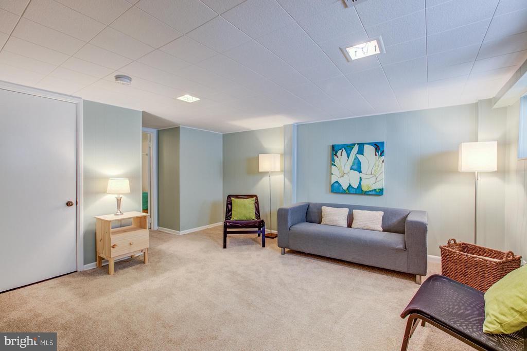 Large Family Room - 3232 S STAFFORD ST, ARLINGTON