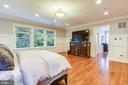 Master suite w/ 2 walk-in closets - 2326 VERMONT ST N, ARLINGTON
