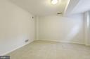 From rec room step into 5th bedroom or office! - 3856 N RIXEY ST, ARLINGTON