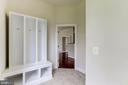 Convenient Mudroom From Garage to Kitchen - 43800 GRANTNER PL, ASHBURN