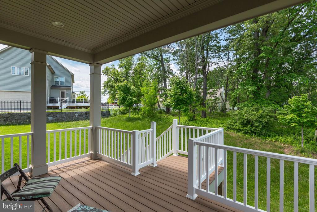Covered Deck - 43800 GRANTNER PL, ASHBURN