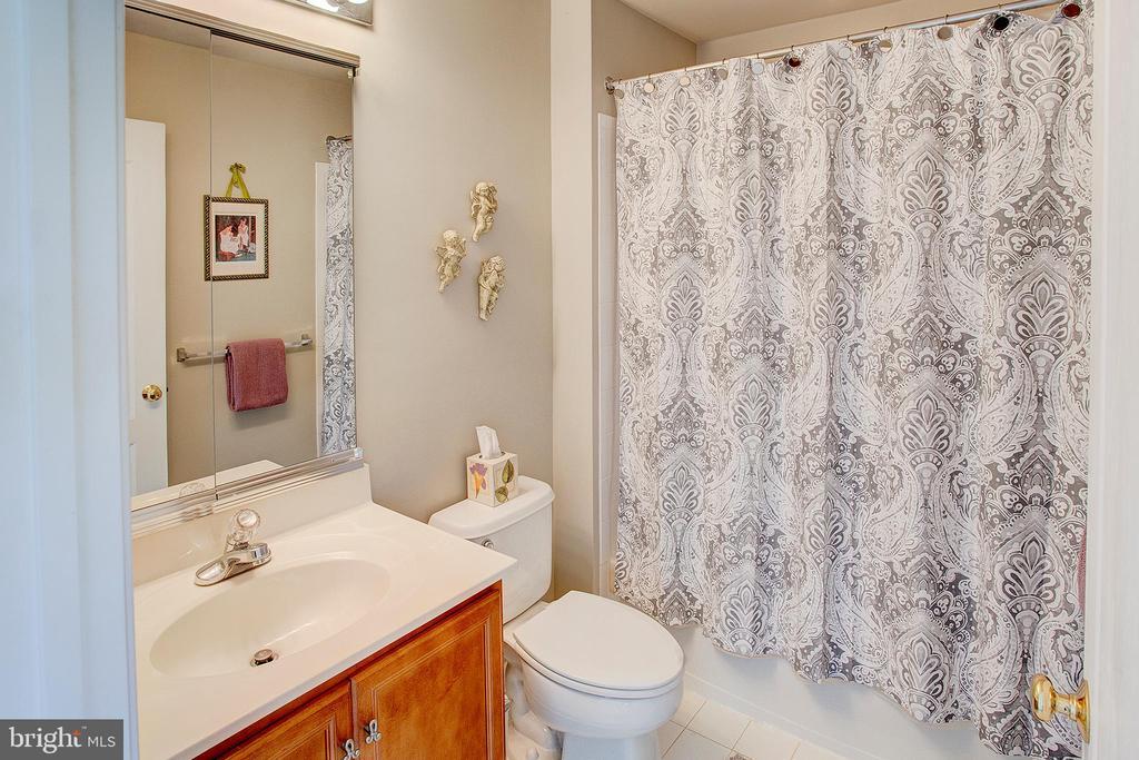 Private bathroom for bedroom #4 - 41045 STUMPTOWN RD, WATERFORD