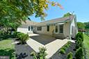 Large private patio - 20257 REDROSE DR, STERLING