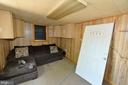 Outbuilding with water and electric - 20257 REDROSE DR, STERLING