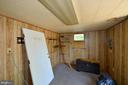 Outbuilding - great mancave - 20257 REDROSE DR, STERLING