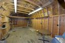Barn/outbuilding - with water and electric - 20257 REDROSE DR, STERLING