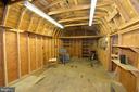 Barn/outbuilding - woodshop - 20257 REDROSE DR, STERLING