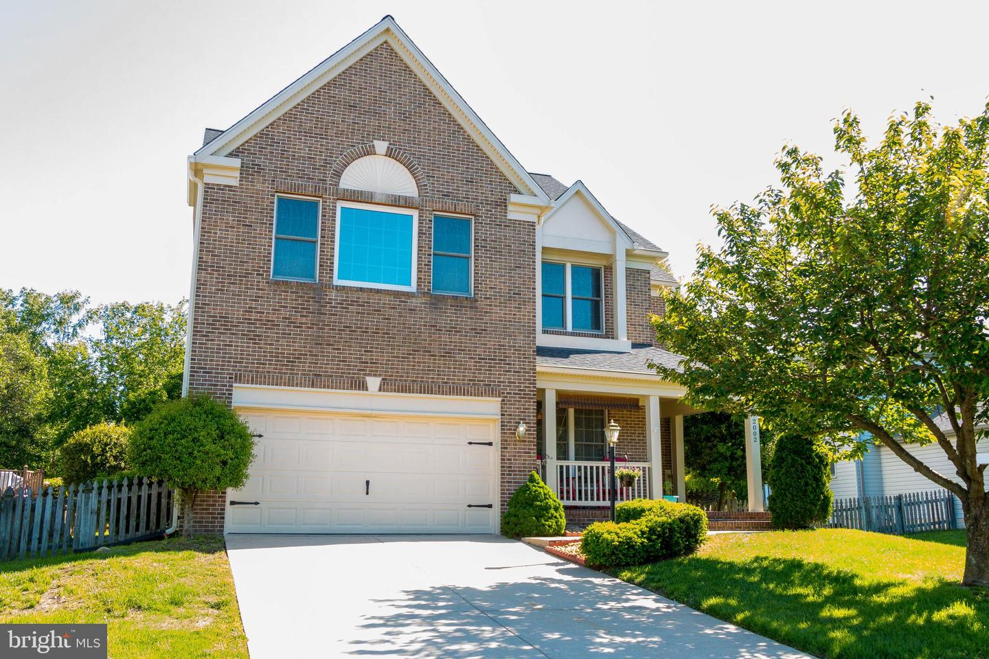 2002 BUNKER HILL COURT, ODENTON, Maryland