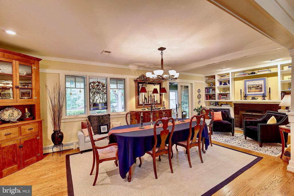 Dining Room - 7017 UNION MILL RD, CLIFTON
