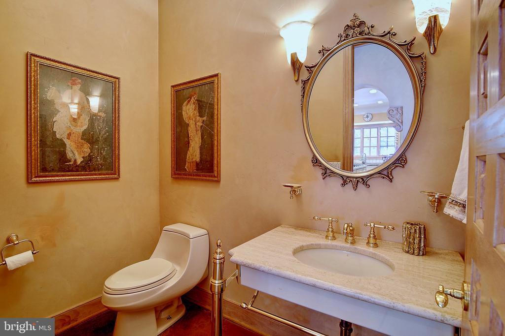 Half Bathroom - 2180 HUNTER MILL RD, VIENNA