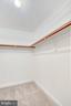 Master Bedroom - Walk-In Closet - 20816 WATERBEACH PL, STERLING
