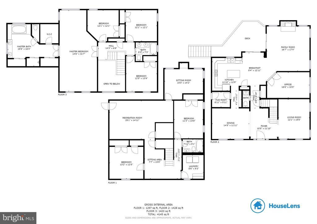 Full Floorplan - 21384 CLAPPERTOWN DR, ASHBURN