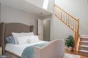 Master bedroom with access to loft. - 703 POTOMAC ST, ALEXANDRIA