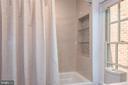 2nd bedroom ensuite bath. - 703 POTOMAC ST, ALEXANDRIA