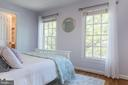 2nd bedroom with ensuite. - 703 POTOMAC ST, ALEXANDRIA