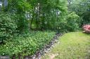 Peaceful stream just beyond the property line - 3456 CALEDONIA CIR, WOODBRIDGE