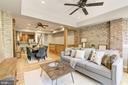 Perfect open floor plan - 2242 ONTARIO RD NW #3, WASHINGTON