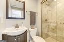 full bath on the 1st floor - 2242 ONTARIO RD NW #3, WASHINGTON