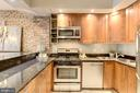 Open kitchen - 2242 ONTARIO RD NW #3, WASHINGTON