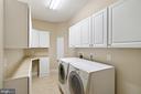Laundry room - 6134 WALKER'S HOLLOW WAY, LOCUST GROVE