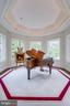 Octagonal shaped Turret Music Room - 10010 HIGH HILL PL, GREAT FALLS