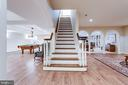 Expansive lower level - 10010 HIGH HILL PL, GREAT FALLS