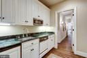 Convenient Kitchenette in the Owner's Retreat - 10010 HIGH HILL PL, GREAT FALLS