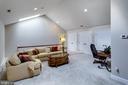 3rd Level Studio Retreat - 10010 HIGH HILL PL, GREAT FALLS