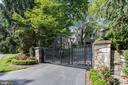 Grand stone and gated entry - 10010 HIGH HILL PL, GREAT FALLS