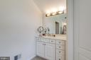 Master Bathroom - 9539 NOORY CT, VIENNA