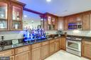 Lower Level Full Wet Bar - 9539 NOORY CT, VIENNA
