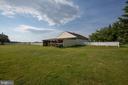 24x40 (4 )car garage perfect for farm equipment - 7411 SNOW HILL DR, SPOTSYLVANIA