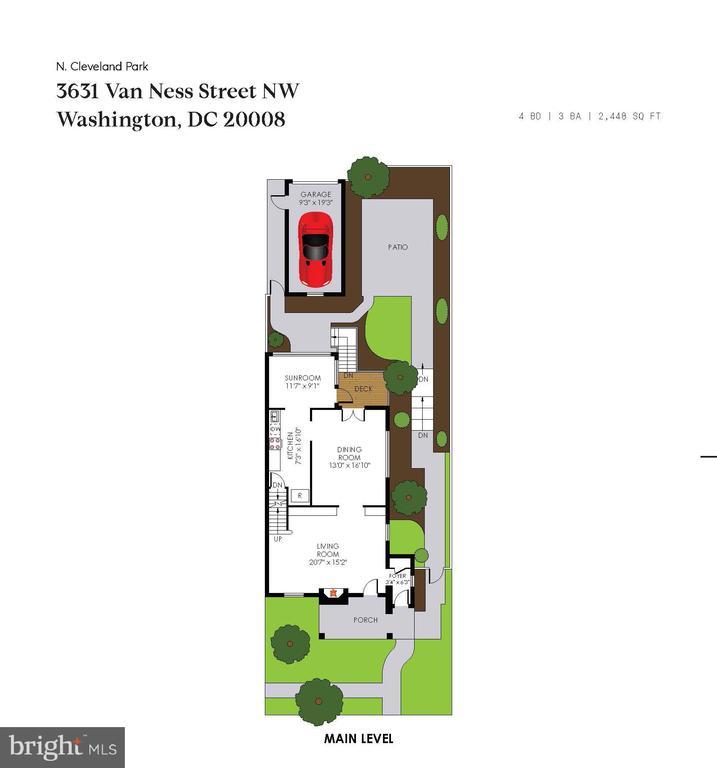 - 3631 VAN NESS ST NW, WASHINGTON