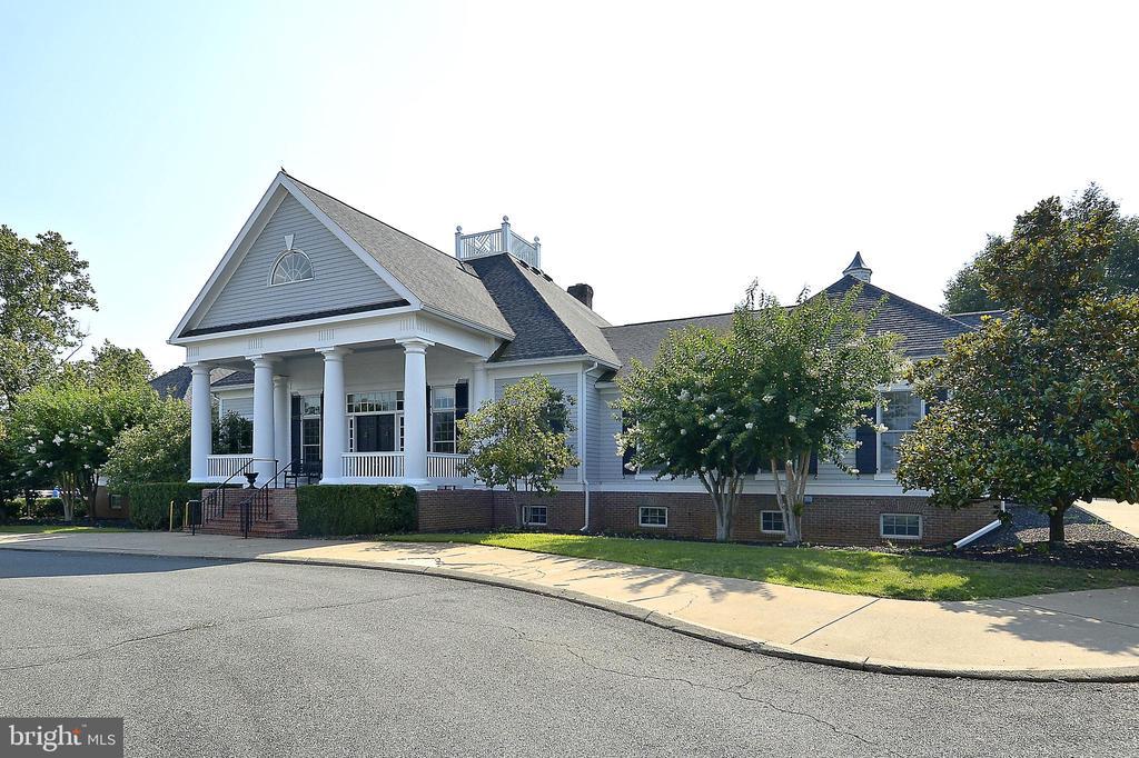 Raspberry Falls Club House - 41371 RASPBERRY DR, LEESBURG