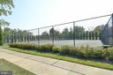 Community Tennis Courts - 41371 RASPBERRY DR, LEESBURG