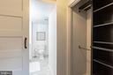 Master closet - 3800 FAIRFAX DR #705, ARLINGTON