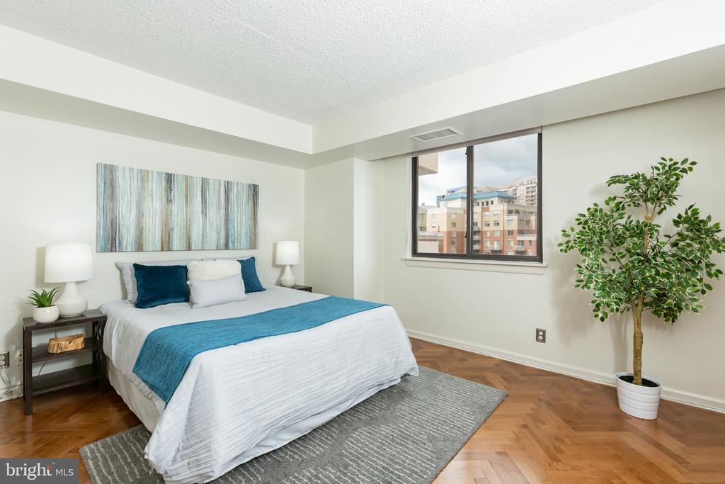 Second bedroom - 3800 FAIRFAX DR #705, ARLINGTON