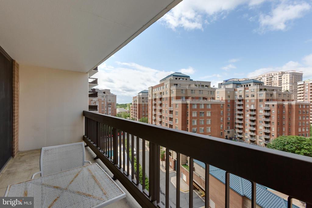 Balcony - 3800 FAIRFAX DR #705, ARLINGTON