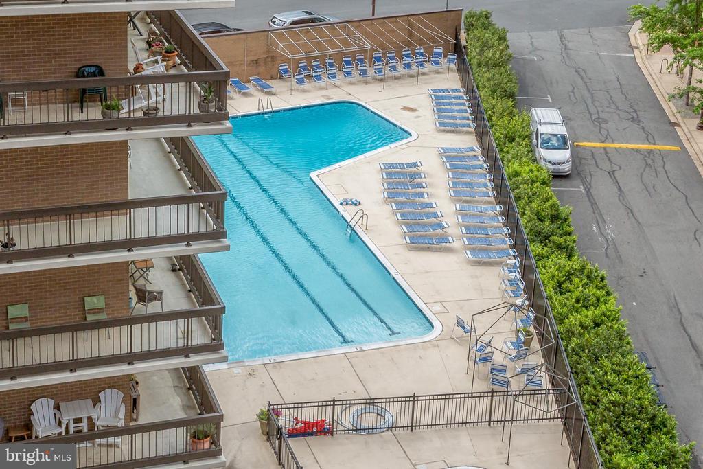Pool - 3800 FAIRFAX DR #705, ARLINGTON