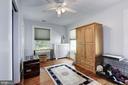 Bedroom #4 - 426 RITTENHOUSE ST NW, WASHINGTON