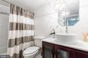 Second bathroom - 3800 FAIRFAX DR #705, ARLINGTON