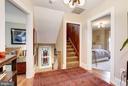 Second Floor Hall - 426 RITTENHOUSE ST NW, WASHINGTON