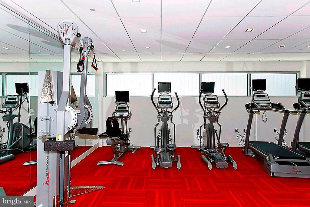 EXERCISE ROOM - 1177 22ND ST NW #9-F, WASHINGTON