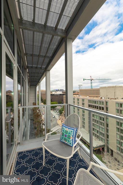 PRIVATE TERRACE - 1177 22ND ST NW #9-F, WASHINGTON