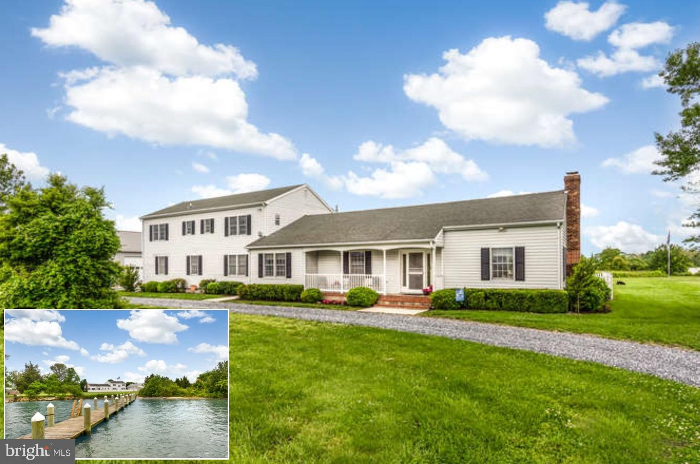 Single Family for Sale at 6206 Castle Haven Rd Cambridge, Maryland 21613 United States