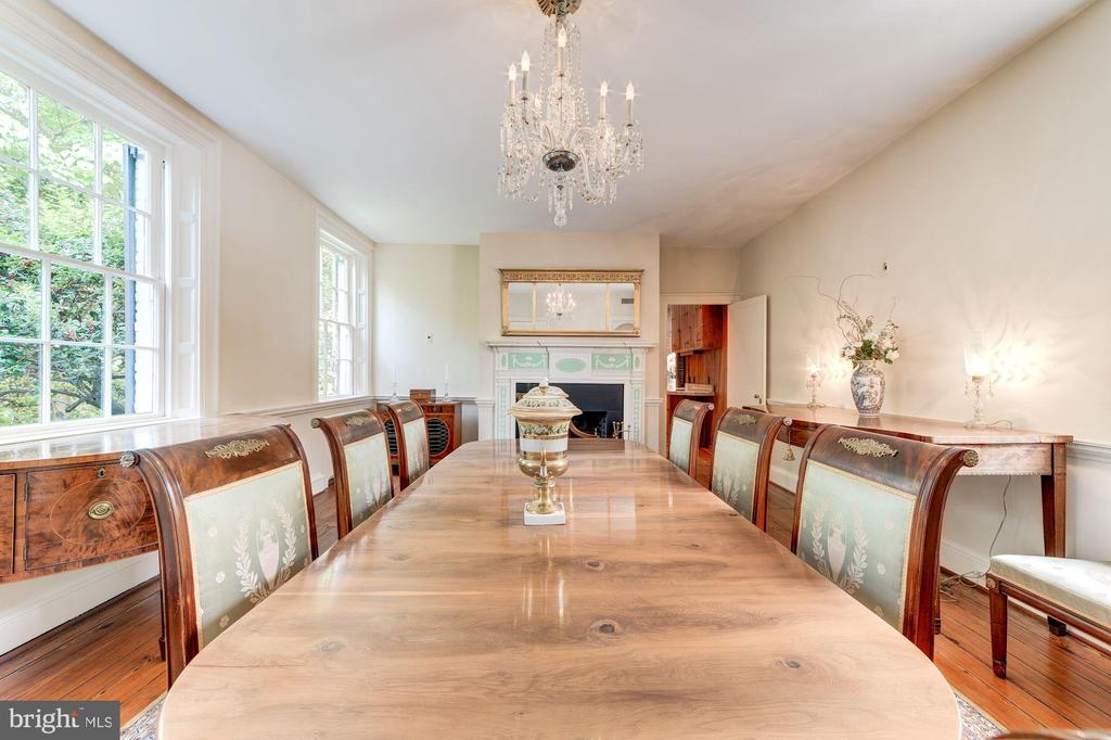Dining Room - 301 S SAINT ASAPH ST, ALEXANDRIA