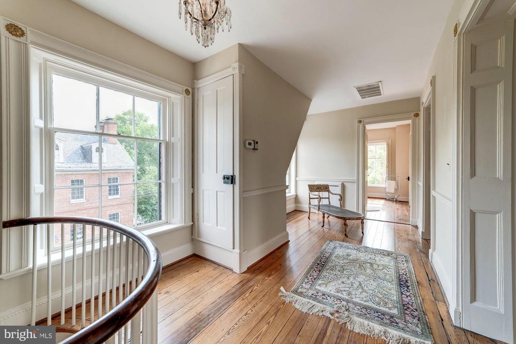 Third Floor Hallway - 301 S SAINT ASAPH ST, ALEXANDRIA