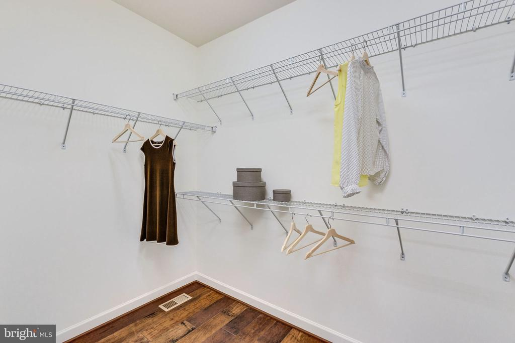Owner's Walk-in Closet #1 - 8705 FORMATION DR, FREDERICKSBURG